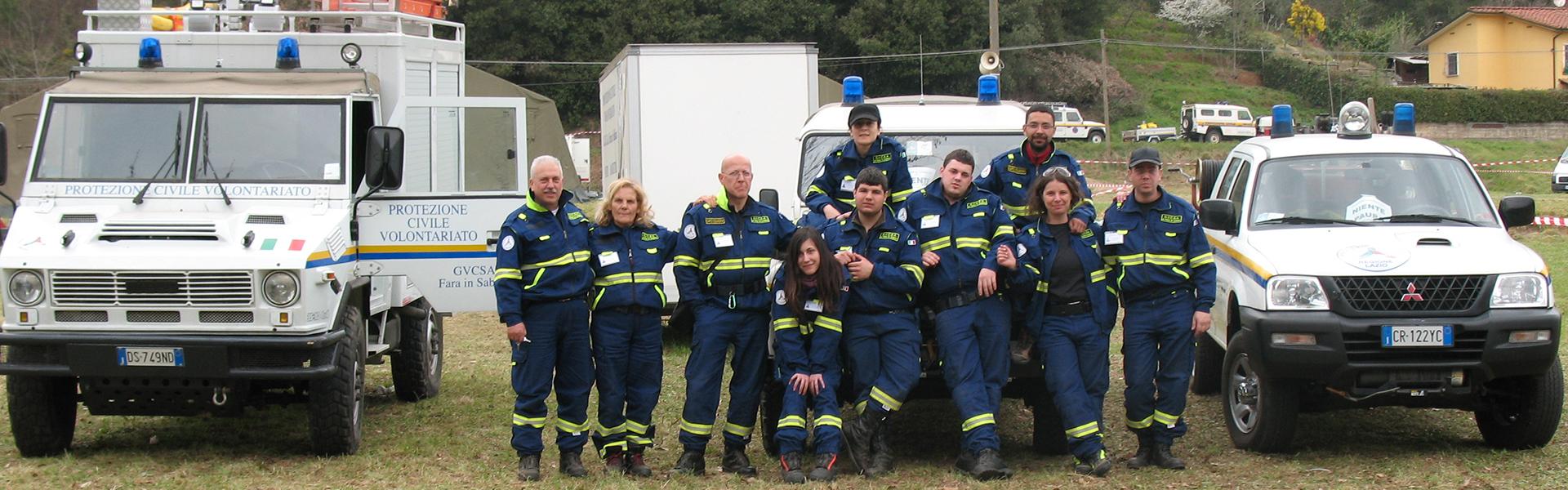 Gruppo Volontariato Civile Squadra Antincendio - Fara in Sabina