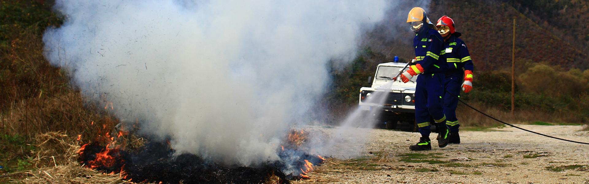 Attività antincendio e prevenzione